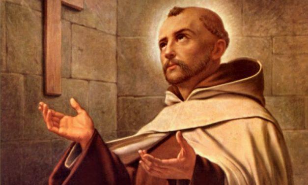 Oración a San Juan de la Cruz