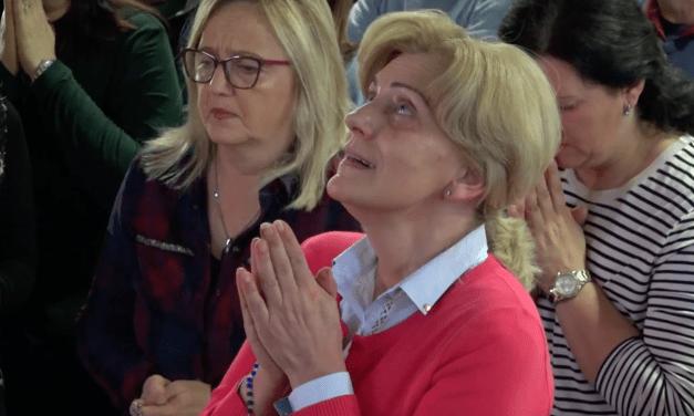 Mensaje del 2 de diciembre de 2017 en Medjugorje. Video