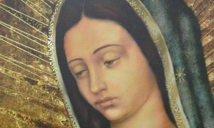 Noveno Día de la Novena a la Virgen de Guadalupe