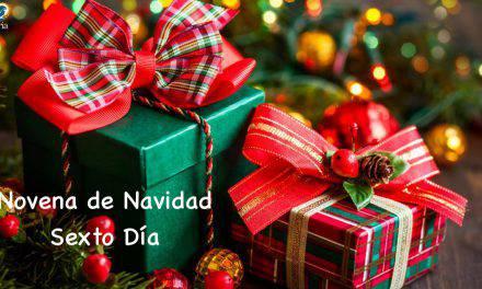 Sexto Día de la Novena de Navidad