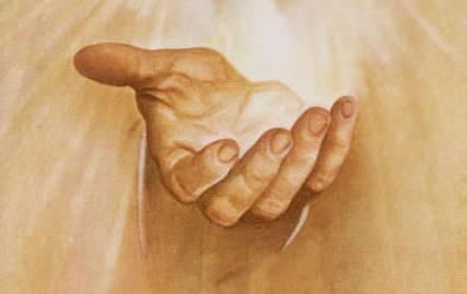 Una maravillosa oración para poner la vida en manos de Dios