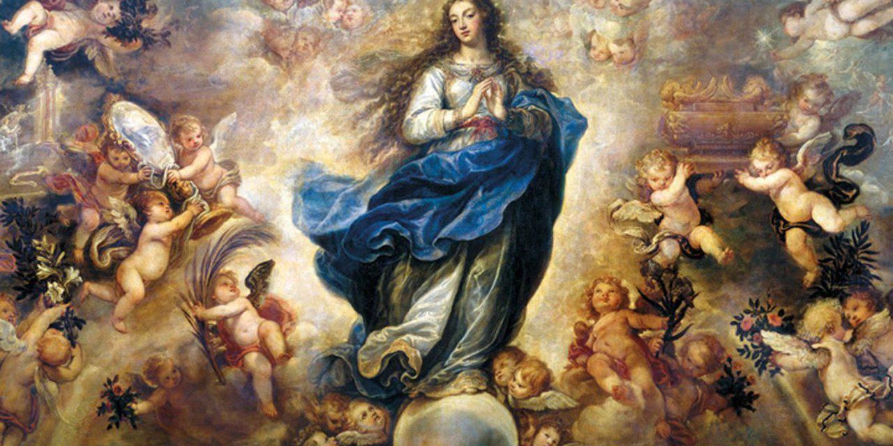Octavo Día de la Novena a la Inmaculada Concepción