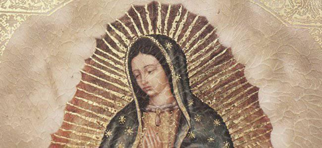 Segundo Día de la Novena a la Virgen de Guadalupe