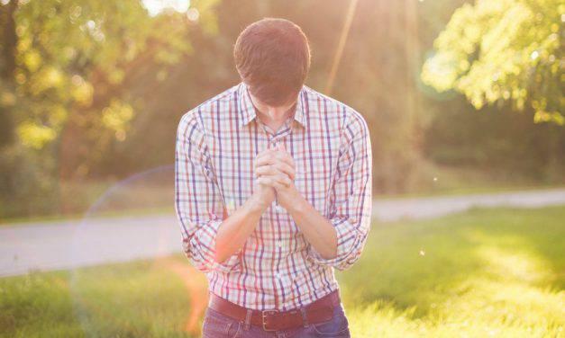 5 pequeñas oraciones para disminuir el estrés y tener paz