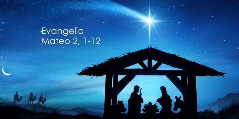 Evangelio según San Mateo 2,1-12.