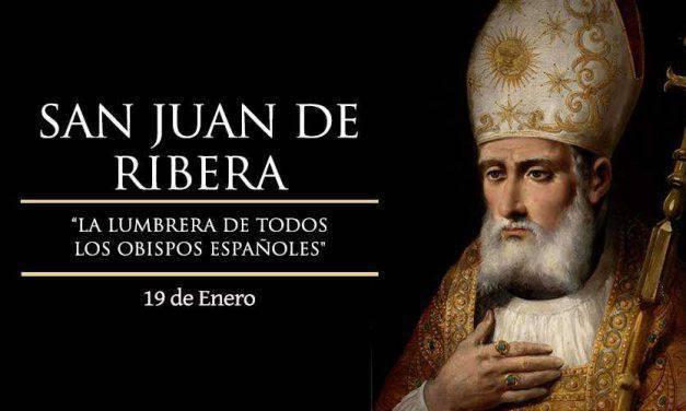 Oración a San Juan de Ribera