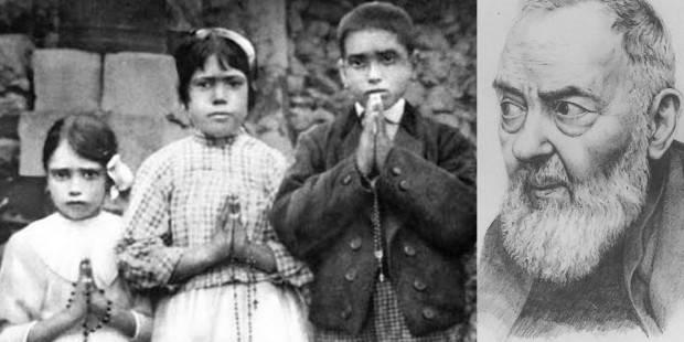 Otra conexión entre Padre Pío y Fátima: la devoción de la familia de los pastorcitos por este santo