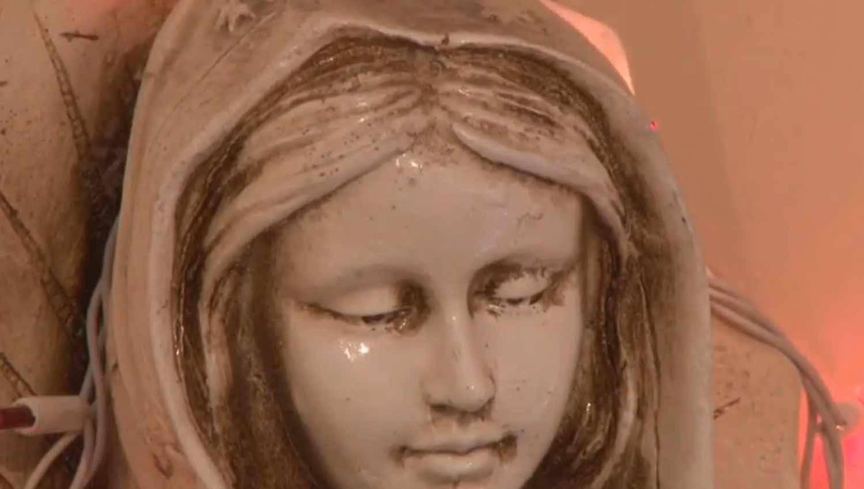 Virgen que llora