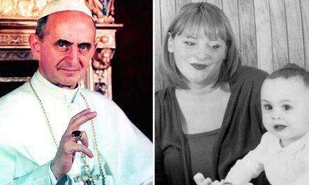 Habla madre de la niña que habría recibido milagro por intercesión de Pablo VI