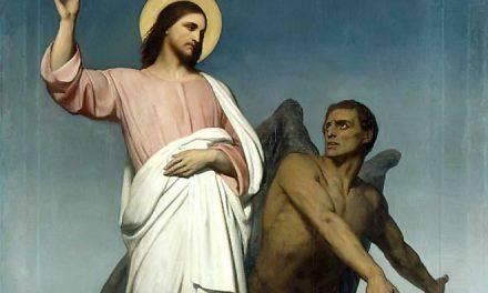 Cinco citas poderosas que Jesús dijo sobre el diablo