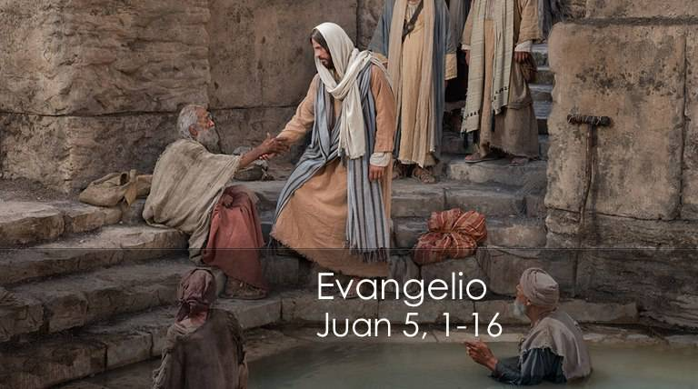 Evangelio según San Juan 5,1-16.