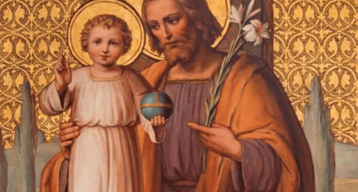 Oración a San José del Papa León XIII