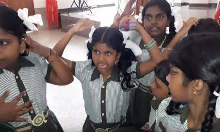 Niños católicos e hindúes afirman que la Virgen se les apareció varias veces
