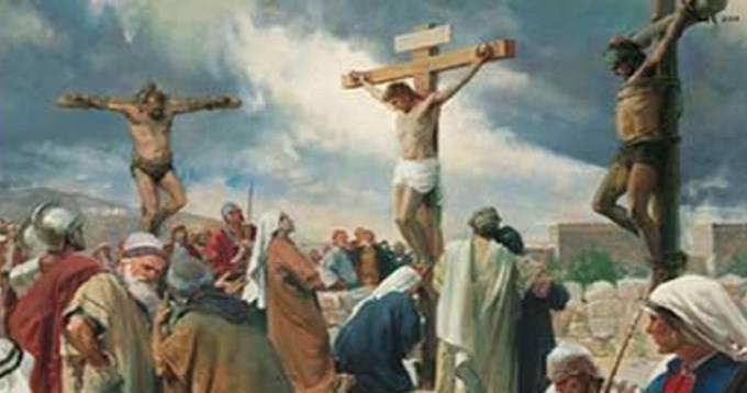 Evangelio según San Juan 18,1-40. 19,1-42.