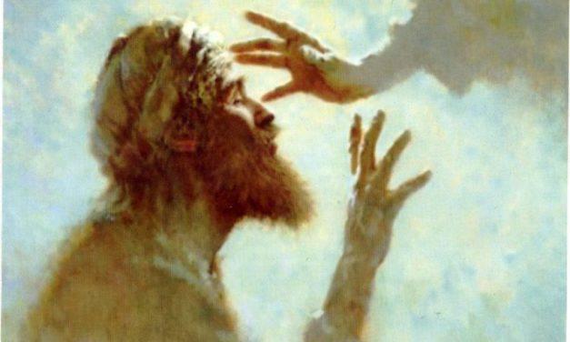 Oración para dejar de sufrir de ceguera espiritual