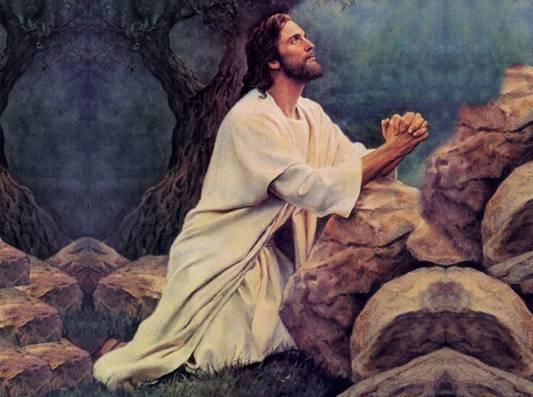 getsemani oración