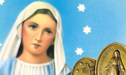Oración a la Virgen de la Medalla Milagrosa para obtener una gracia especial