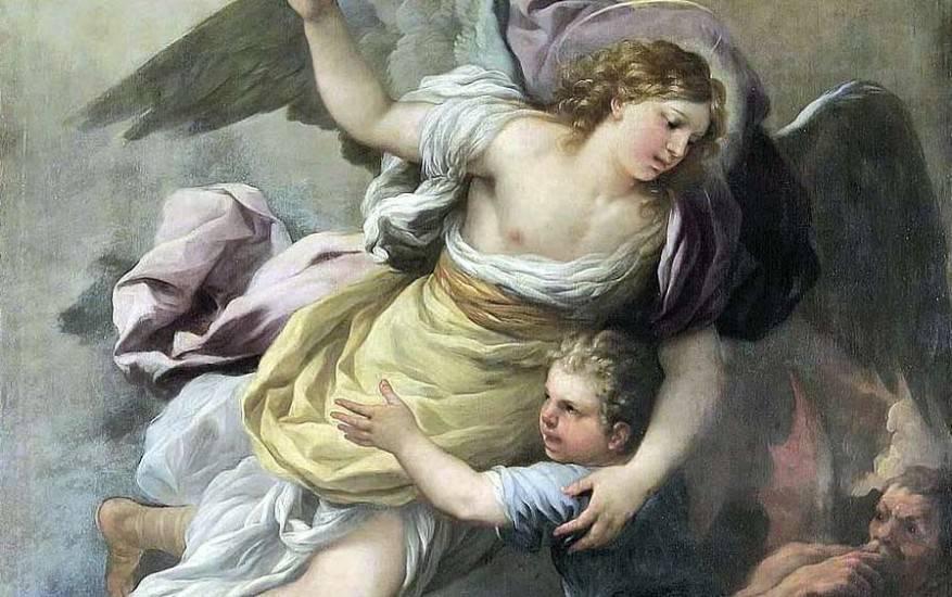 ángeles de la guarda