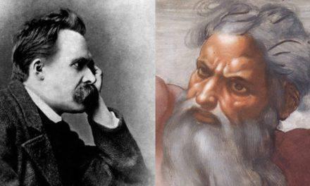 Las desgarradoras oraciones de Nietzsche al Dios desconocido