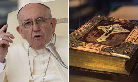 La nueva Fake News, sobre el Papa, que circula las redes sociales