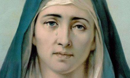 Se cumplen 112 años del prodigio de la Virgen Dolorosa en Ecuador