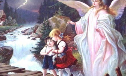 ¿Cómo llamo a mi ángel de la guarda? – Te asombrará
