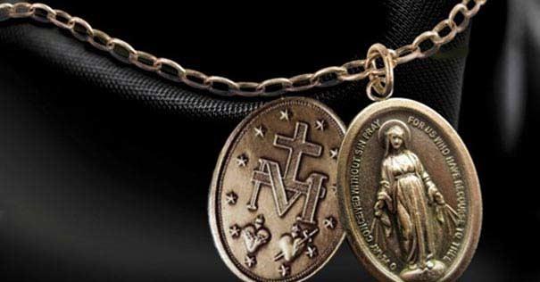 la medalla milagrosa