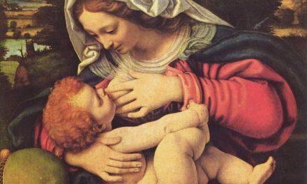 Milagrosa oración a la Virgen de la Leche