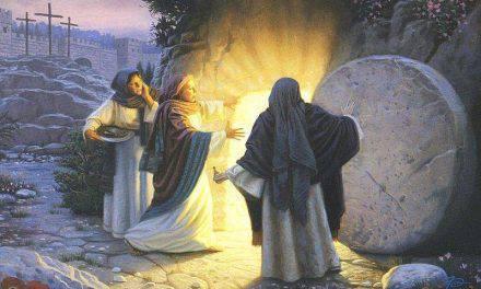 Una emotiva reflexión sobre la resurrección de Cristo desde el Santo Sepulcro