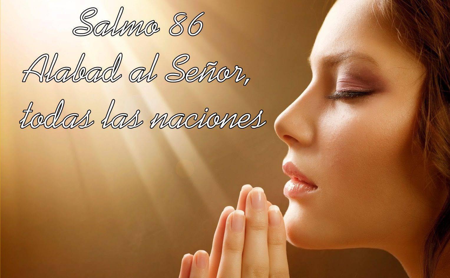 Alabad al Señor, todas las naciones