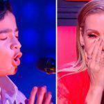 Niño canta Ave María y conmueve al jurado y a las redes – VIDEO