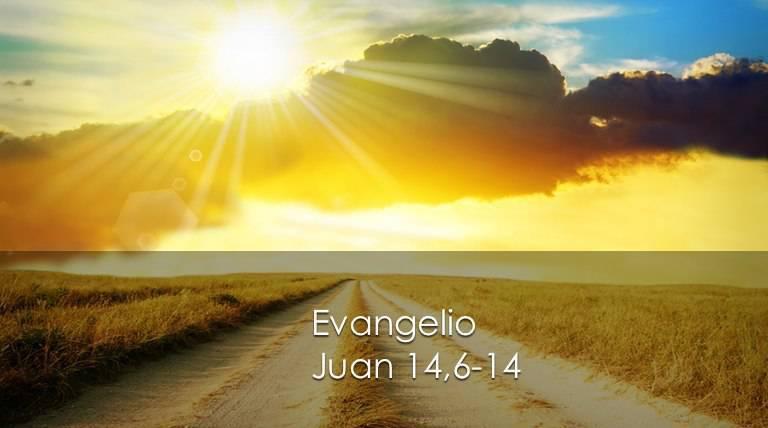 Evangelio según San Juan 14,6-15.