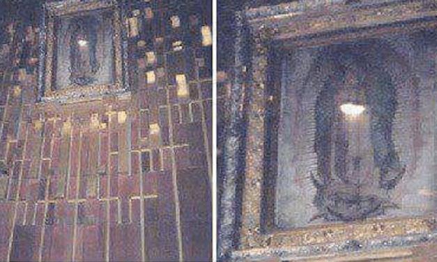 Milagro en el Basílica de Guadalupe en misa por niños abortados – VIDEO