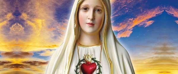 Flor del 13 de mayo: El Inmaculado Corazón de María