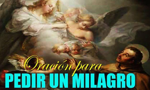 Oración a San Pascual Bailón para pedir un Milagro Económico