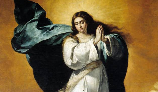 """Esta aparición de la """"Inmaculada Concepción"""" te conmoverá"""