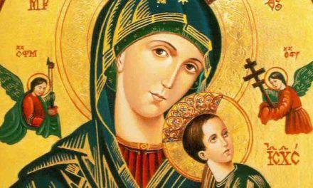 Tercer Día de la Novena a Nuestra Señora del Perpetuo Socorro