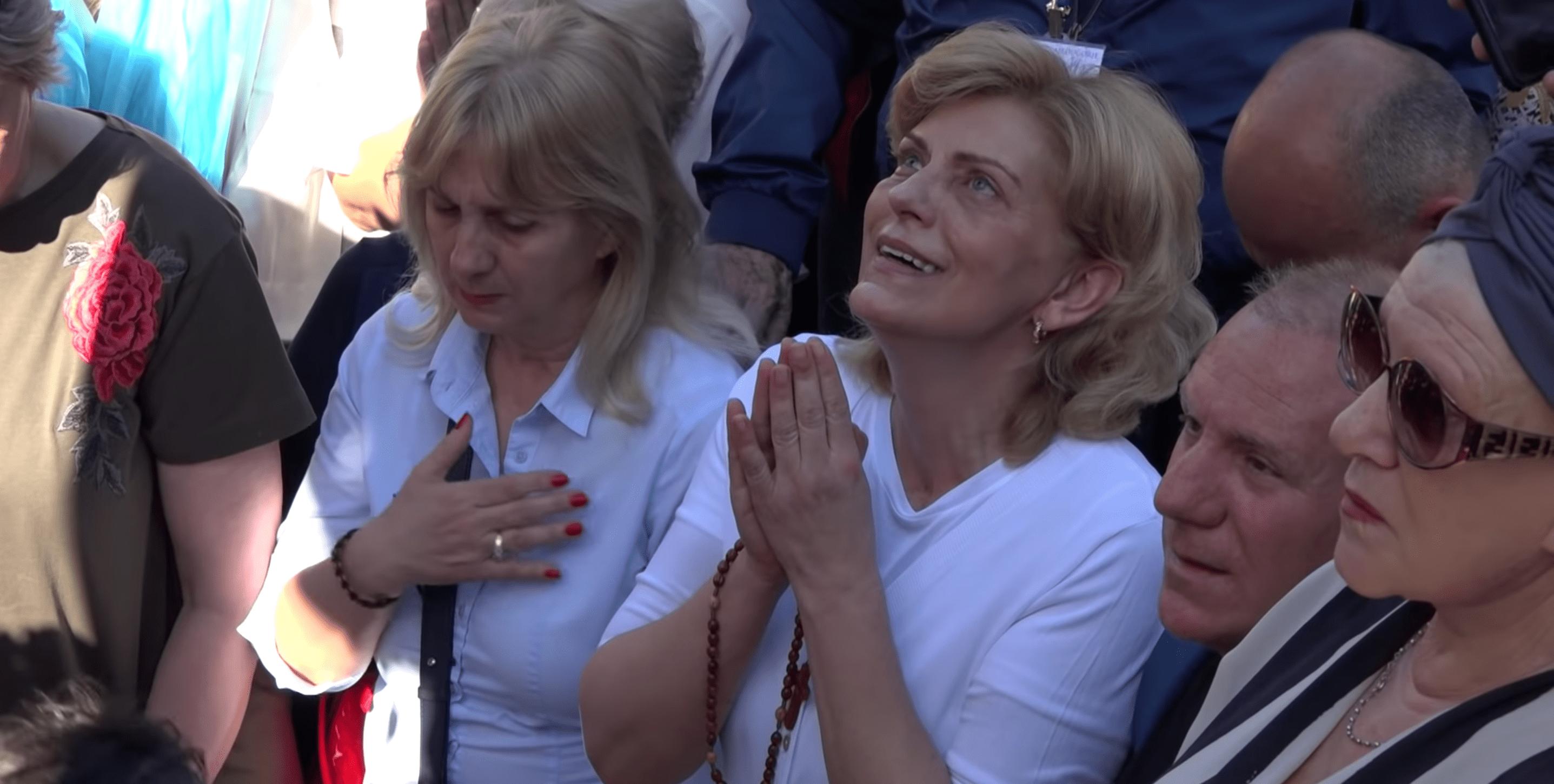 Mensaje del 2 de junio de 2018 en Medjugorje