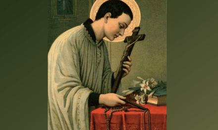 Oración para pedir la pureza a San Luis Gonzaga