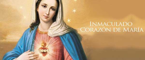 4 Poderosas oraciones al Inmaculado Corazón de Maria