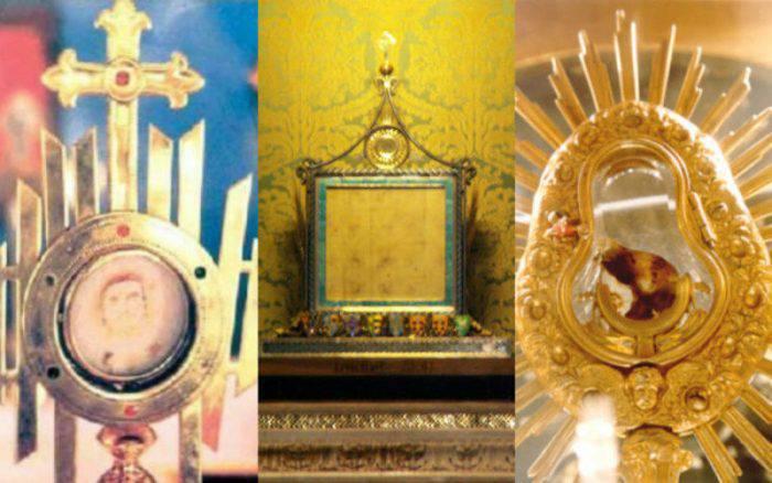 Impactantes imágenes de milagros eucarísticos