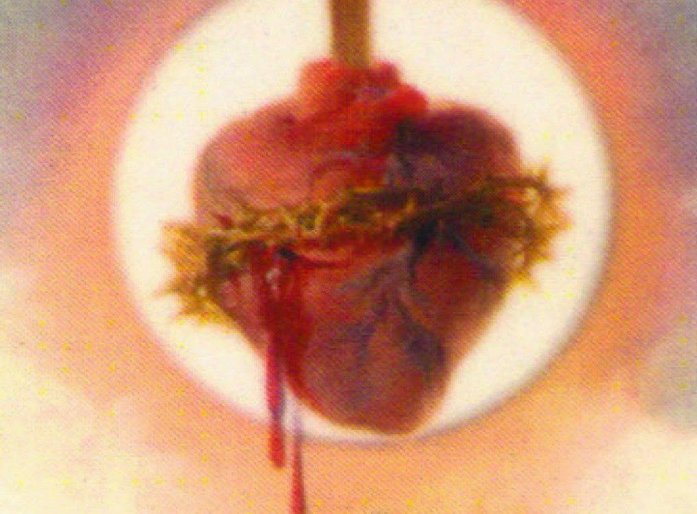 Preciosísima Sangre de Cristo