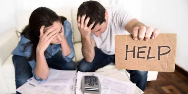Oración para cuando tienes problemas financieros