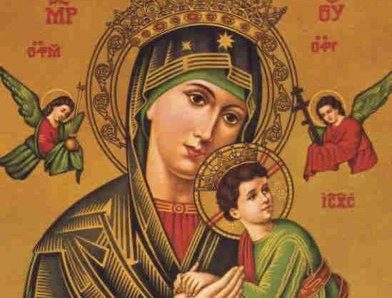 Quinto Día de la Novena a Nuestra Señora del Perpetuo Socorro