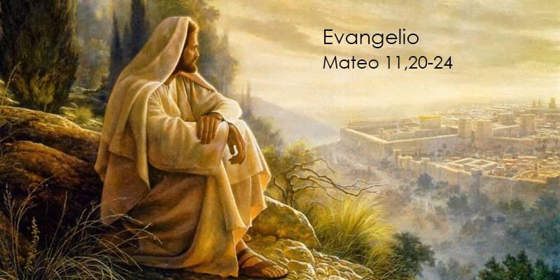 Evangelio según San Mateo 9,32-38.