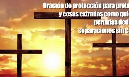 LA ORACIÓN MAS PODEROSA PARA ROMPER MALEFICIOS, MALDICIONES, HECHIZOS Y ENVIDIAS