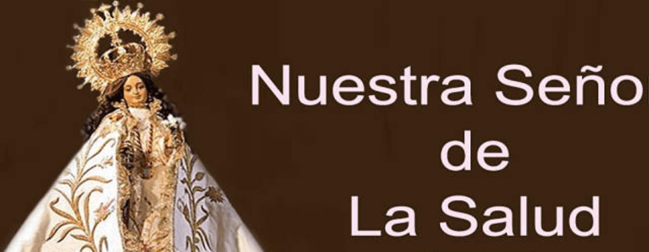ORACIÓN DE JUAN PABLO II A NUESTRA SEÑORA DE LA SALUD