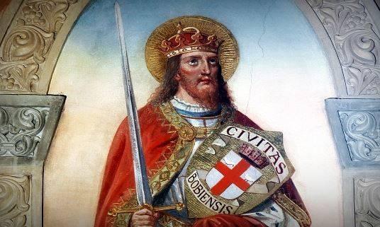 El único emperador declarado santo por la Iglesia Católica, san Enrique II, fue emperador del Sacro Imperio Romano Germánico entre el año 1014 y 1024.