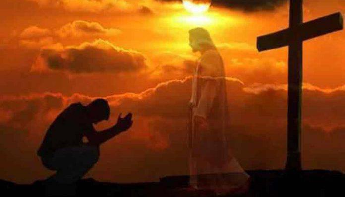 ser perdonado por Dios
