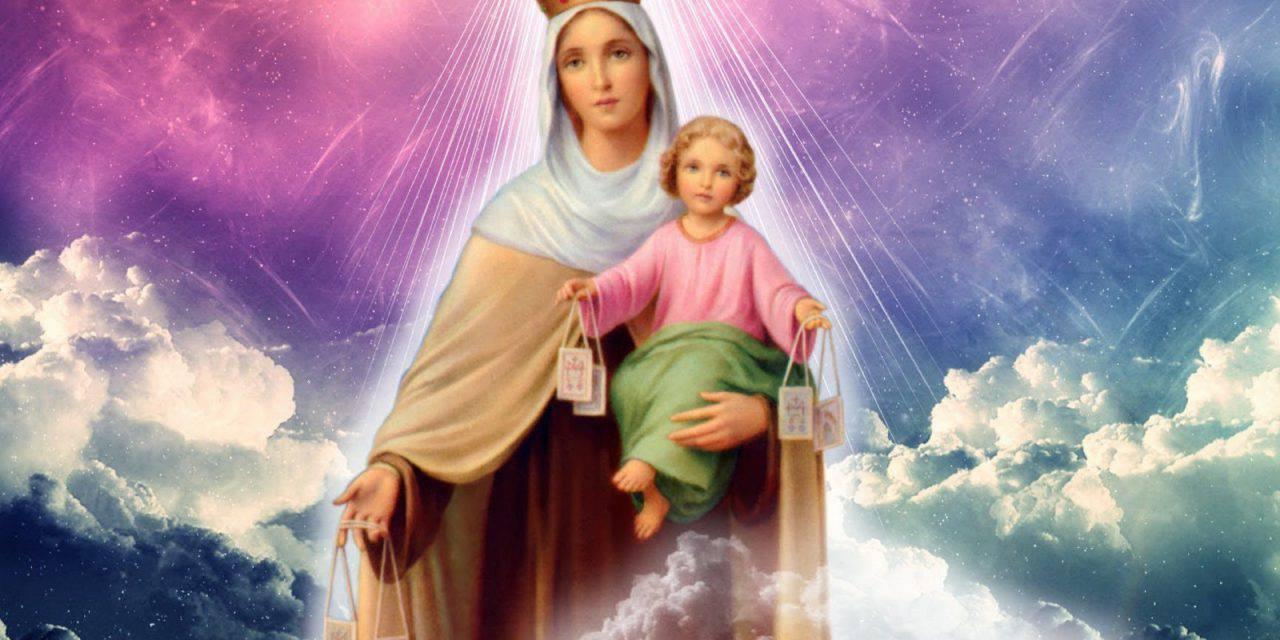 Oración a la Virgen del Carmen por los enfermos